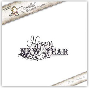 (S0812_NY08)- Happy New Year (text)