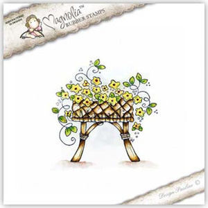 (S1716_CG17)- Grandpa`s Flower Basket