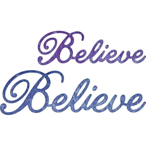 (B612) Believe (Set of 2)