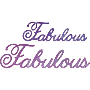 (B629) Fabulous (Set of 2)